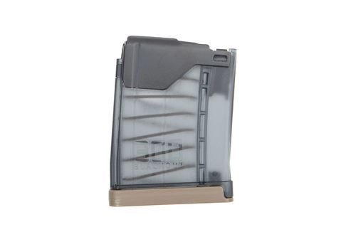 Lancer Systems 300BLK L5AWM 10RD Magazine - Translucent Smoke